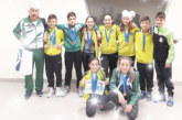 """Плувни надежди на """"Вихрен"""" с  14 медала в Александруполис, тръгват  си по-рано заради липса на средства"""