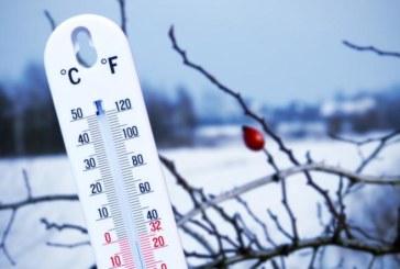 Студ скова цяла България! Ето къде термометърът закова – 21 градуса