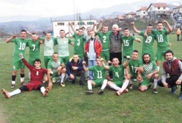 Футболистите от Долно Осеново изстрадаха първата си победа за сезона