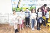 Бъдещи първокласници от Сандански показаха  математически талант на първото си състезание