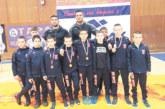 """Злато и 3 бронзови отличия за борците на """"Би Риъл"""" от държавното първенство"""