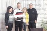 """Играещият треньор на """"Места"""" /Хд/ Д. Парасков събра родата на 30-годишнината си"""