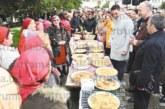 10 жени от Шишковци показаха в Македония как се прави зелникът на баба