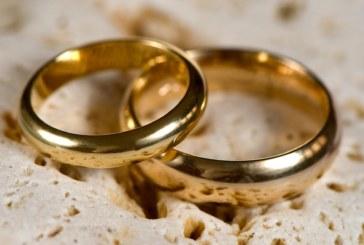 Повече сключени бракове в Пернишко през 2017 г.