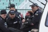 Тежко ранена полицайка на дербито ЦСКА-Левски
