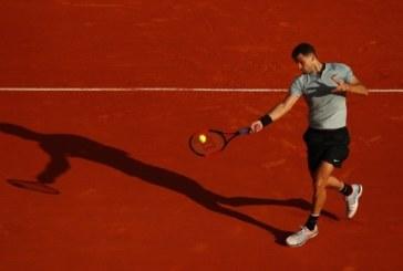 Григор Димитров пак е на 1/4-финал в Монте Карло