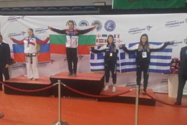 Банско с европейски шампион по Таекуондо