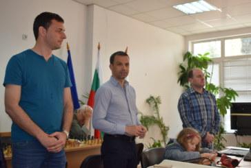 Кметът Котев откри общинския турнир по шахмат в Сандански