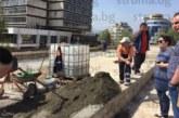 Мегаремонтът в центъра на Благоевград на прицел на бизнесмени и съветници