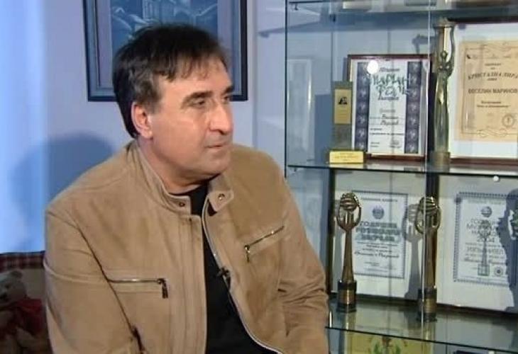 Веселин Маринов съсипан след загубата на най-близките си хора