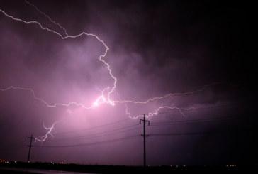 Лятна буря удари столицата