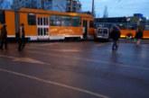 Шофьор на Мерцедес сътвори голяма поразия в София