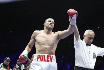 Тервел Пулев нокаутира непобеден унгарец