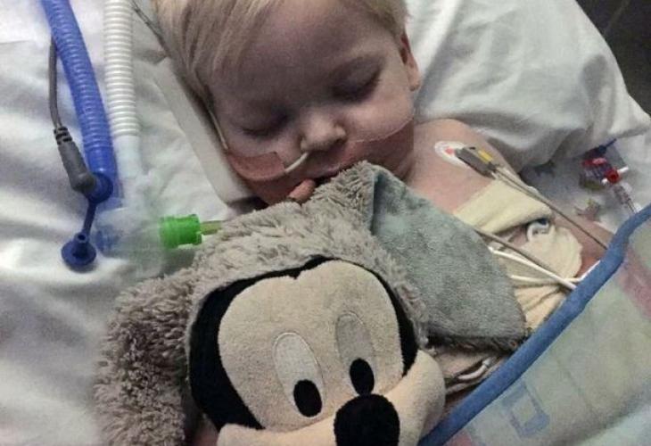 ВЕЛИКДЕНСКО ЧУДО! На Разпети петък лекари спряха командното дишане на смъртно болно дете, на другия ден то възкръсна