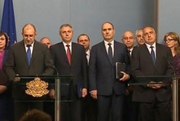 Президентът Радев обяви има ли заплаха за България заради случващото се в Сирия