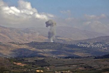 Израел удари Сирия