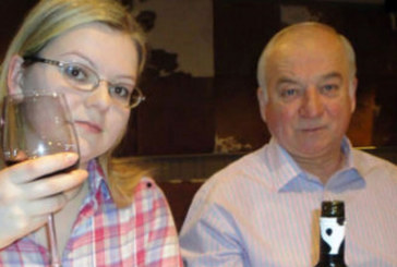 Скрипал и дъщеря му са били натровени с фентанил, а не с Новичок