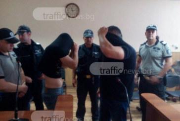 Акция в Пловдив! Арестуваха полицейски шеф