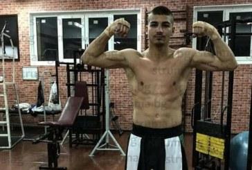 Нокаут в първи рунд донесе победата на световния шампион по кикбокс от Дупница Д. Радев