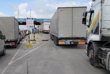 Системата на граничните пунктове вече работи на автоматичен режим