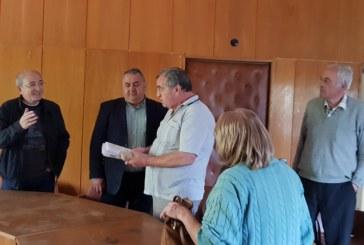 ГЕРБ – Невестино проведе отчетно-изборно събрание