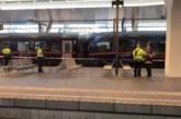 СТРАШЕН ИЦИДЕНТ НА ГАРАТА! Два влака се сблъскаха, 40 са ранените