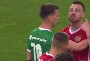Фенове топят благоевградски футболист за жеста с отрязаната глава, запазена марка на Каранга