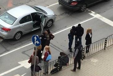 Зрелищен арест на кмет в София