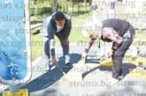 Кмет и депутат грабнаха четки и лопати и се включиха в голямото чистене на Брежани