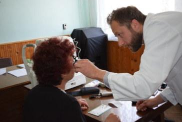 Хора се тълпят за безплати огни прегледи в Катунци