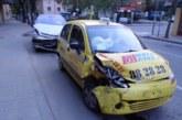 Катастрофа в Благоевград! Шофьор на такси в болница, има арестуван