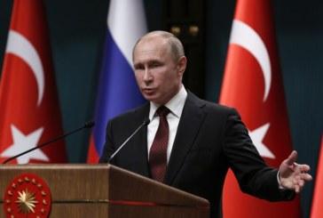 """Путин: """"Новичок"""" може да се произвежда в 20 страни по света"""