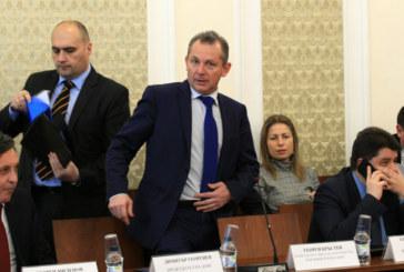 Димитър Георгиев предложен за нов мандат начело на ДАНС