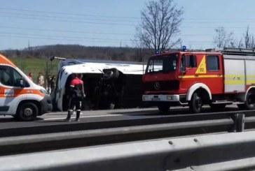 """""""Юнион Ивкони"""": Няма как висока скорост на автобуса да е причина за инцидента"""