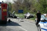 Тежка катастрофа между трактор и три коли, има загинал