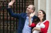 Уилям и Кейт показаха новия член на семейството
