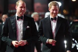 Принц Хари покани брат си за кум
