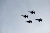 Турски самолети навлязоха в гръцкото въздушно пространство
