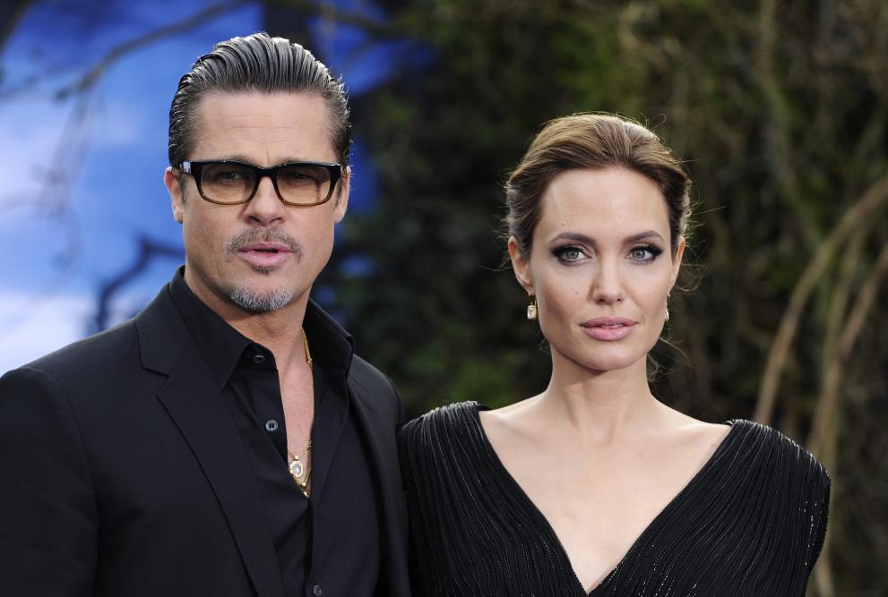 Брад Пит и Анджелина Джоли се разбраха
