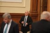 БСП внесе в парламента искането за оставката на Емил Христов