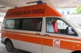 МВР съобщи току-що! Шофьор на камион се обърна край Айдарово, откараха го в спешното в Благоевград