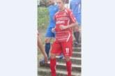 """Играч на """"Беласица"""" изгърмя, замразиха състезателните му права за посегателство срещу рефер"""