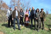 Залесиха нови 4 декара кестени край Брежани