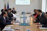 Заместник-министърът на икономиката Ал. Манолев посрещна катарска делегация