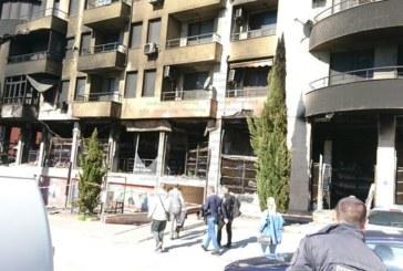 Комисия влезе в опожарената кооперация в Сандански