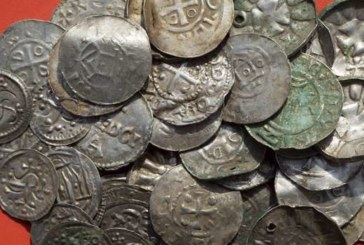 13-г. момче откри съкровище на 1000 години /СНИМКИ/
