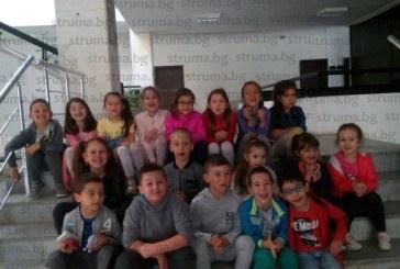 Деца от Благоевград участваха в съдебен процес