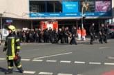 Миниван прегази 50 в Мюнстер, бил пълен с взривове