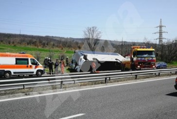 Пътник от автобуса: Изпаднах в шок, че не мога да помогна на толкова много хора