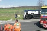 СЕМЕЙСТВО В ШОК! Загинал в автобуса-ковчег се върнал от Франция